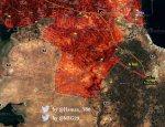 Сирийская армия освободила более 10 селений на востоке провинции Алеппо