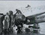 Начало эры реактивных боевых самолетов.