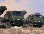 """В Сирии КамАЗ-5350 """"Мустанг"""" завоевали большую популярность"""