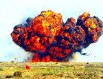Военные Ирака эпично заПТУРили «шахид-мобиль», вызвав взрыв чудовищной силы