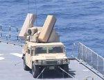 Сомнительная защита египетских Мистралей - американский БТР Humvee avenger
