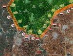 Сирийская армия освободила город Хельфая в провинции Хама