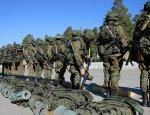 Чеченские военные вернулись из Сирии
