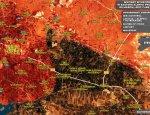 Сирийская армия взяла Дейр Хафер и наступает на востоке провинции Алеппо