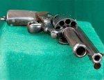 Капсульный двуствольный револьвер Le Mat