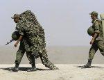Российские военные отработали бой с террористами в Таджикистане