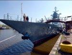 Россия спускает на воду новейший корвет-невидимку «Громкий» с РК «Уран»