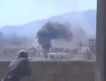 Отчаянная атака на 105-ую бригаду в Дамаске: удар СПГ-9 и пылающий танк САА