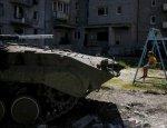 ВСУ разместили боевую технику в жилых массивах Попасной
