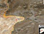 Сирийская армия пытается пробиться к Пальмире от авиабазы Т-4