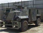 США подбросят Украине «ольстеровских броневичков»