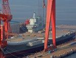 Новый авианосец Китая ослабит позиции США в Южно-Китайском море