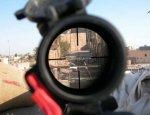 Работа сирийских снайперов по боевикам ИГ в Ракке попала на видео