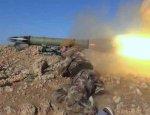 Боевики в Мосуле засняли, как ракета ПТУРа разбила зазевавшийся «Хаммер»