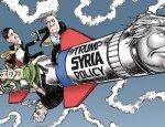 СМИ: США нанесли ракетный удар по сирийской авиабазе... или нет