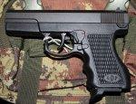 Южноафриканский пистолет Truvelo ADP