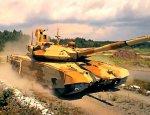 Американцы наглядно сравнили свой «Абрамс» с русским танком Т-90С