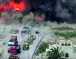 Египетский танк раздавил начиненный взрывчаткой «шахид-мобиль»