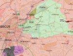 Сирийские правительственные войска атаковали исламистов в Восточной Гуте