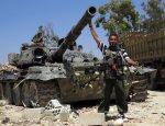 Сирийские повстанцы под прикрытием ВС США начали наступление на Ракку