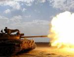 Фронтовые кадры: Удары ВКС РФ и танковые бои с ИГИЛ на пути к Дейр эз-Зору