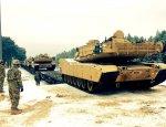Американские танки в Европе разваливаются на ходу