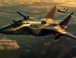 МиГ-31 в ближнем космосе, самолет - рекордсмен