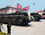 Северная Корея показала миру собственные реплики «Тополей» и «Першингов»