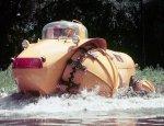 Опытный плавающий вездеход «Носорог»