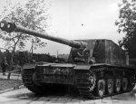 Pz.Sfl. für 12,8 cm K40. Sturer Emil. Раритет из-под Сталинграда
