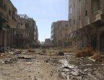 Битва за Даръа: боевики открыли ракетный огонь