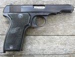 Французкий пистолет MAB D