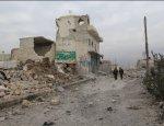 Хроника Сирии: в Эль-Гиннаме прекратили огонь, авиаудары в Дейр-эз-Зоре