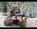 Снайпер ДНР угомонил наглых артиллеристов ВСУ, обстреливавших Красногоровку