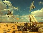 «Лайтнинги» в «пелене» радиоэлектронных помех F/A-18G