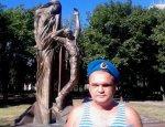 Ополченец из ЛНР Середа: