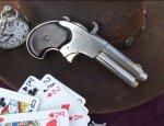 Пистолет с подствольным магазином Remington Rider
