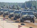 Брутальные авто белорусской армии — от внедорожников до лимузина за миллион