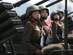 В КНДР казнили из зенитных орудий пятерых высших офицеров госбезопасности