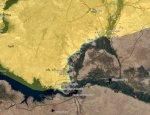 Курды ведут бои с ИГ у дамбы Табка