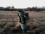 Под Славяносербском сапёры обезвредили кассетный боеприпас от РСЗО