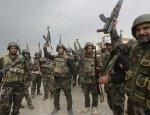 Сирийские войска за сутки отбили у террористов 294 кв. км территории