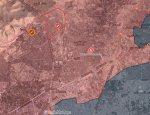 Район Барзе на севере Дамаска перешел под контроль сирийской армии