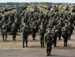 Учения с российскими военными