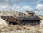 Российские БМП-2М успешно прошли испытание в китайской пустыне Такла-Макан