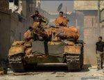 Сирийская армия взяла «в тиски» боевиков в Дамаске