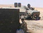 Сирийские военные получили новое бронеподкрепление