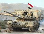 Масштабное наступление Асада: «Тигры» и NDF взяли в клещи боевиков в Ракке