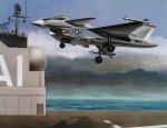Опоздавший потомок Харриера. McDonnell Douglas Model 279