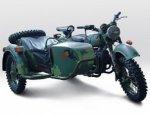 Новинка военной техники укропов: боевой мотоцикл